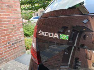 achterhoek sticker auto