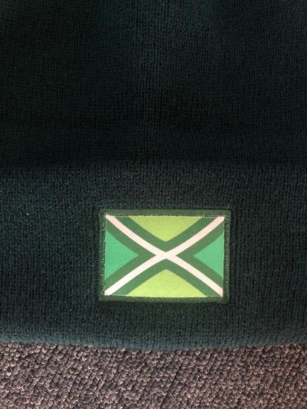 achterhoekse muts met achterhoekse vlag