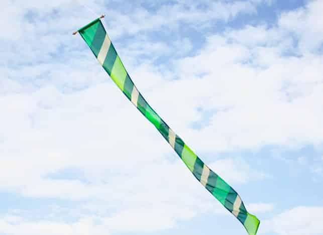 Achterhoek vlag wimpel