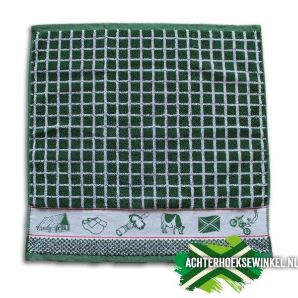 AchterhoeksBont handdoek