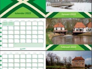 Achterhoek kalender 2022